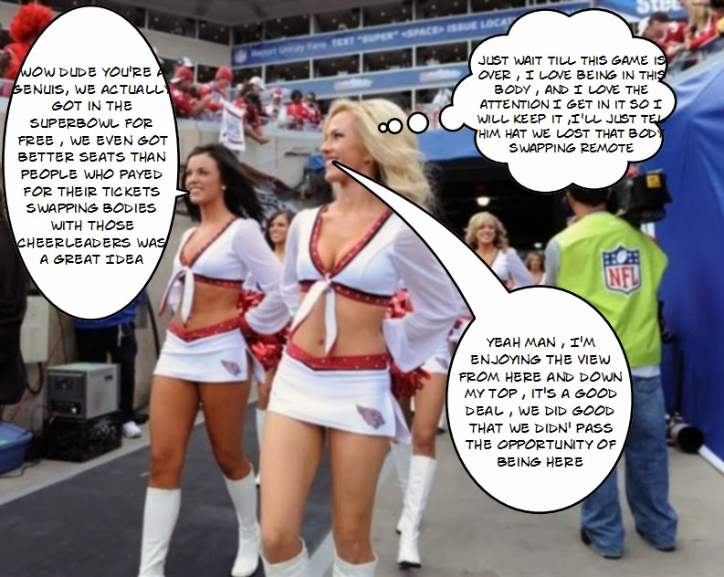 Cheerleader  Amel1995 Captions  Page 2-7236